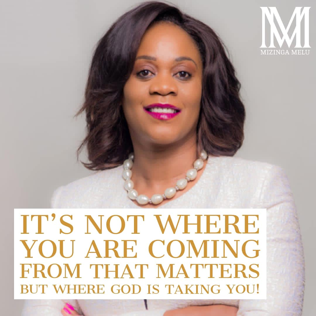 Where God is Taking You